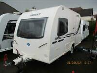 Bailey Orion 400-2 INC MOVER AND AWNING,HITCHLOCK AND WHEEL LOCK 2011