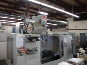 2006 Haas VF-3 10K RPM & Rotary Table
