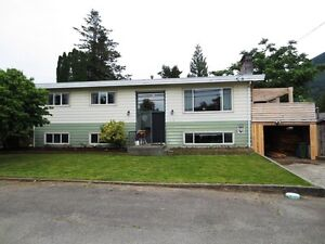 NEW LISTING-BIG Family Home in YARROW..lg LOT