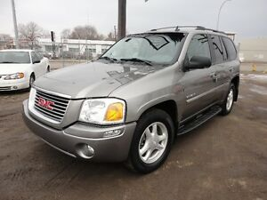 2006 GMC ENVOY SLE AUTOMATIC 4X4-W LEATHER IN EXCELLENT CONDITIO
