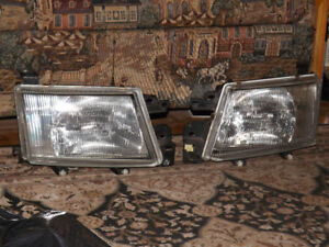 Subaru Forester  Glass Headlights 1998-1999
