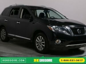 2016 Nissan Pathfinder SL TECH NAV TOIT CUIR MAGS BLUETOOTH CAME