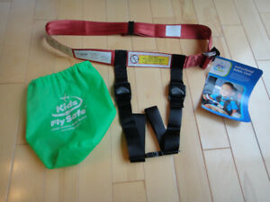 CARES child airplane harness