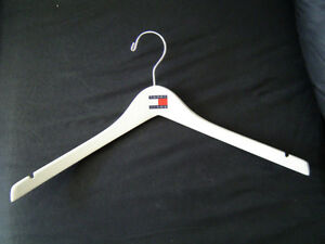 High quality wooden Tommy hangers!