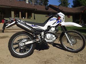 Yamaha XT 250 Dual Sport