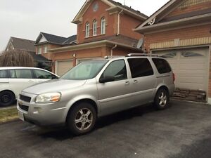 2007 Chevy Uplander --- as is --