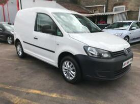 2014 VOLKSWAGEN CADDY C20 1.6 TDI (102) BMT STARTLINE 5 DOOR PANEL VAN