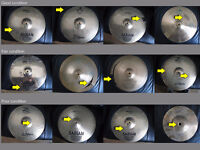 Cymbales Cassées $$$ Cracked Cymbals