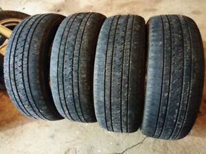 Sets and pairs of R20  tires.  255 55 20 and 275 45 20