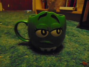 M&M soup cup-Girl