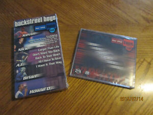 Backstreet Boys VHS and CD Still wrapped never opened Kitchener / Waterloo Kitchener Area image 2