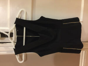 Classy Black too from Dynamite - Size XS