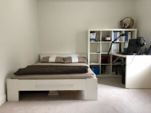 One Large Furnished Room for Rent in Brampton