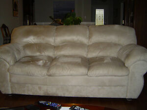 Sofa and Loveseat $450 obo