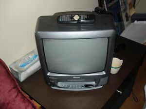 Memorex TV VCR -Remote inc- and Movies too