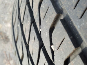 4 all seasons tire TOYO 225/60r16