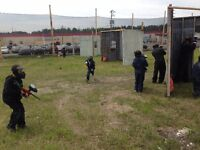 Low Impact Paintball for all Ages at Splatzone!