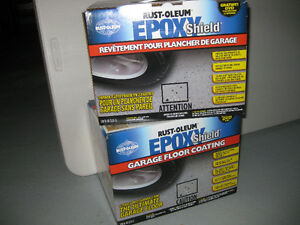 Garage Floor Finishing Kits