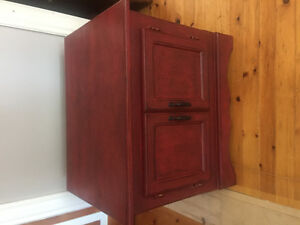Small tv cabinet or hutch