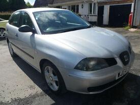 Seat Ibiza 1.2 SX 2004