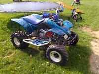 2002 honda 400 EX