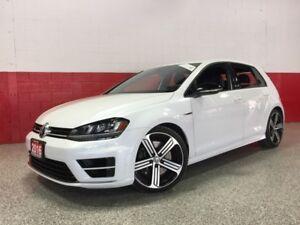 2016 Volkswagen Golf R 4 MOTION 2.0 TSI~NAVIGATION~BLUETOOTH~REA