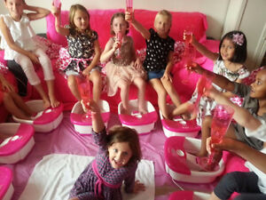 In Home Birthday Spa Party for your little princess London Ontario image 4