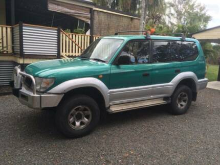 landcruiser prado Dundowran Fraser Coast Preview