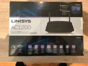 UNOPENED - Linksys AC1220 WiFi Router