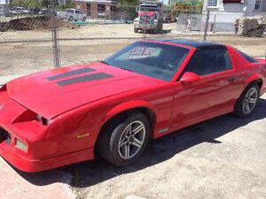 1986 Camaro great condition