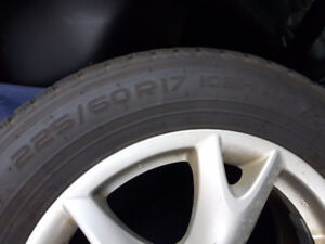 All Weather Tires/rims