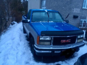 1991 GMC truck for sell