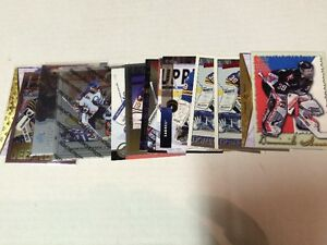 Dominik Hasek- Buffalo Sabres- hockey cards