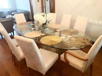 Dining table (8 ppl)