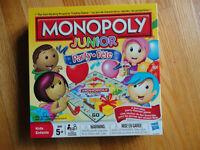 Jeu de monopoly pour enfant