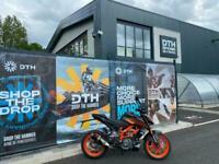 KTM 125 Duke Motorbike 2021 model
