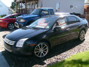 2007 Ford Fusion SEL Berline