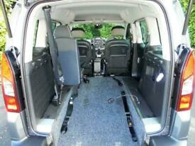 image for Citroen Berlingo 1.6HDi 90hp XTR Wheelchair accessible vehicle WAV *LOW MILES*