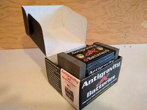 Antigravity 12 Cell Lithium Battery - Brand New