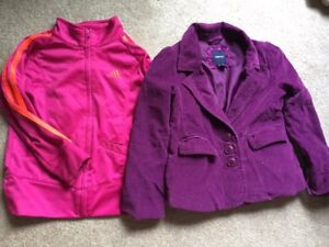 Fall jackets, size 5