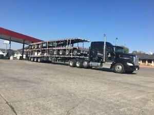 Trucking - Company Drivers