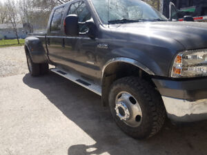 2006 ford dually powerstroke