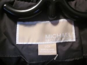 ** NEW ** Michael Kors Down Filled Coat - Quilted Style - Small Cambridge Kitchener Area image 2