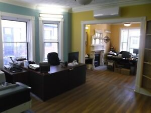 Trinity Royal Office Flat Near Harbourfront w/Heat Lights Incl.