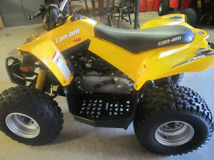kids 2008 can am ds70