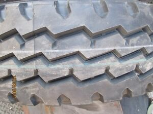 NEW;Semi tires,315/80 R22.5 Double Coin R99 tires. Moose Jaw Regina Area image 6