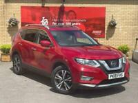 2018 Nissan X TRAIL 2.0 dCi N-Connecta 5dr 4WD Xtronic Station Wagon Auto Statio