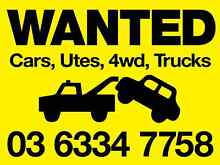 Get Cash 4 cars, vans, utes, FWD and trucks Invermay Launceston Area Preview