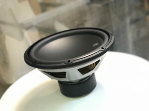 JL Audio 13w3v3 made in USA subwoofer for car audio
