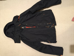 Women's superdry windcheater
